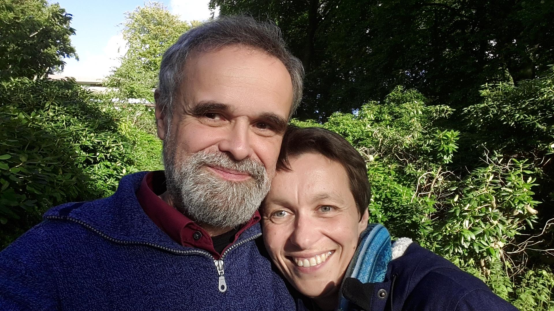 Claudia und Andreas
